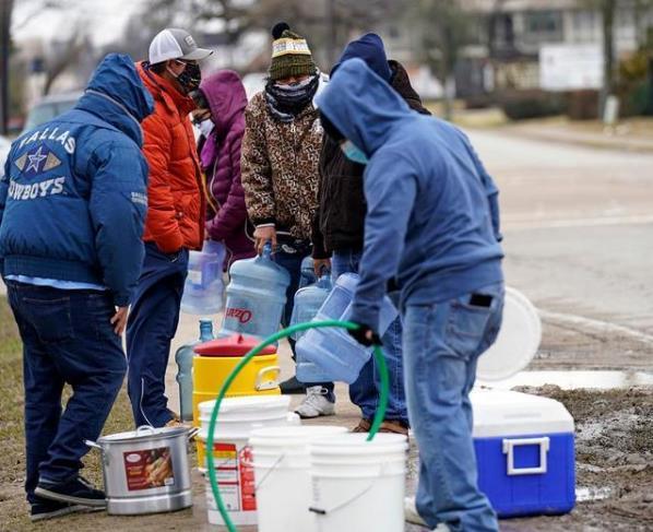 美得州超1460万人受到断水影响 究竟是怎么一回事?